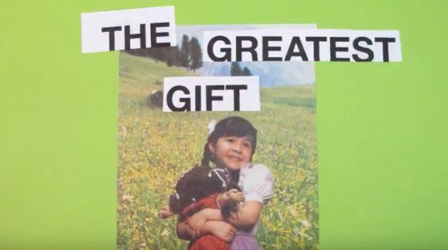 Sufjan Stevens - The Greatest Gift | Video | SENTIREASCOLTARE